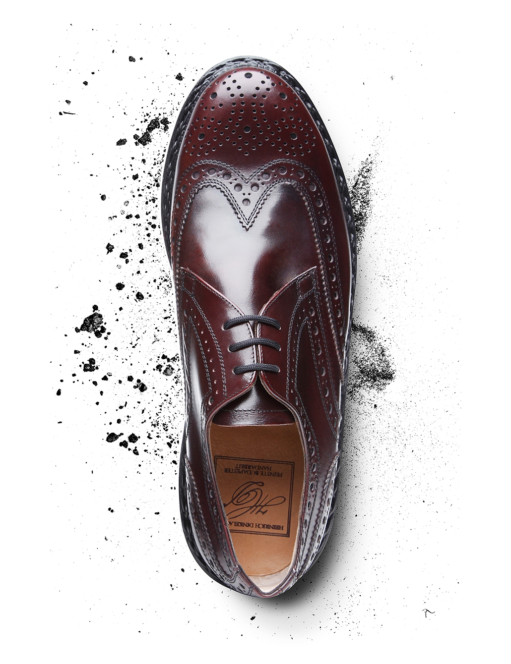 Buda Full-Brogue BC