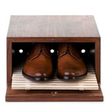 Wooden Shoe Box