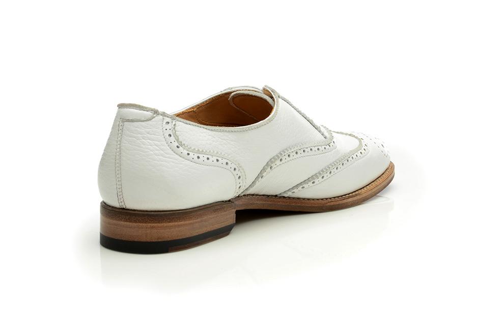 Shoepassion Veterschoen 'no. Chaussure Passion Chaussure À Lacets « Non. 156' Wit 156 « Blanc LUVARdVGdW
