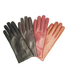 Fine leather gloves