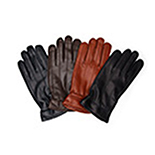 Gloves with zipper