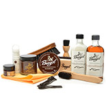 Shoe Cleaning Kit Dark Brown Premium