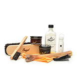 Cordovan Shoe Polish Kit