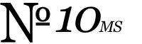 No. 10MS