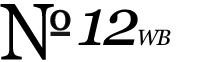 No. 12WB