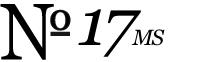 No. 17MS