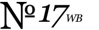 No. 17WB