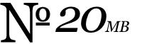 No. 20MB