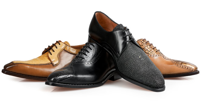 Modische Schuhe für Herren |