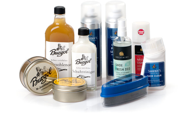 SHOEPASSION.com – Collection of Shoe Care