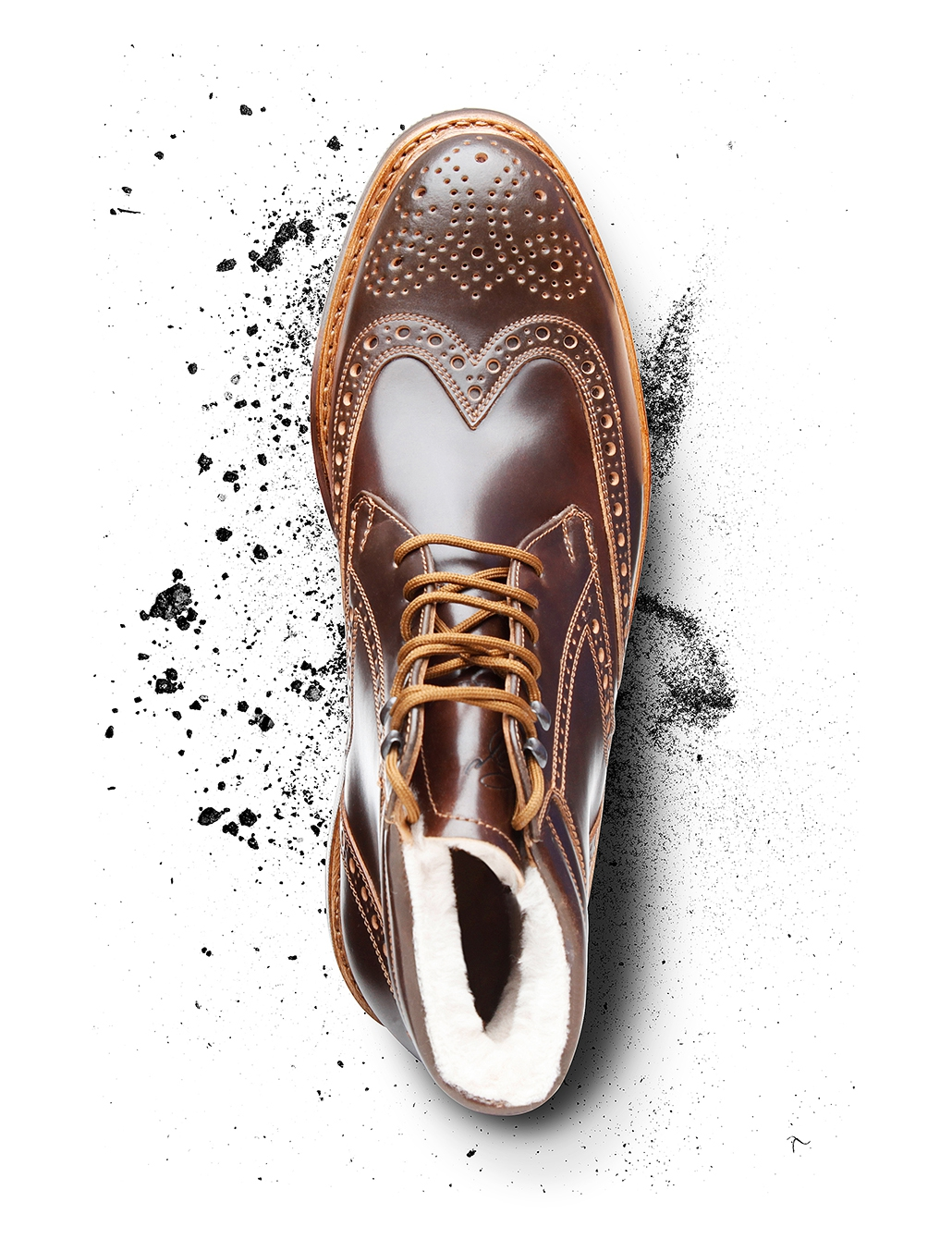 Buda Full-Brogue C