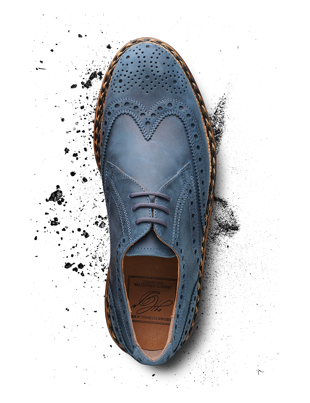 Buda Full-Brogue J