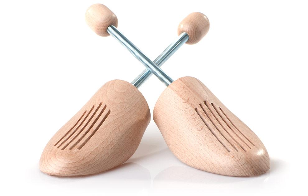 Spiral Schuhspanner Aus Buche Auf Shoepassion Com