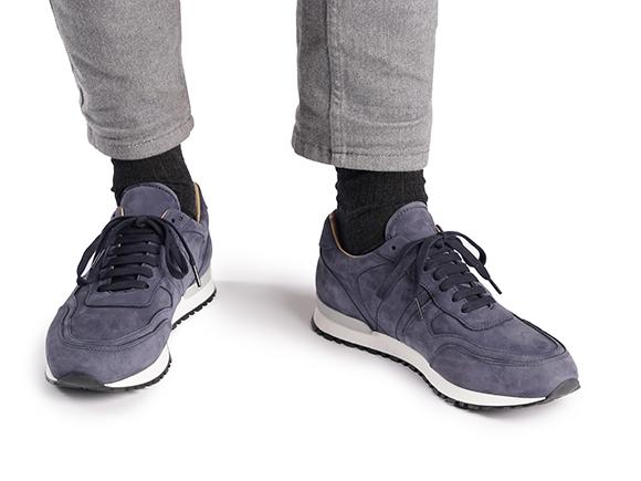 3771140b9e931a SHOEPASSION.com – Italienische Herren-Sneaker in Anthrazit