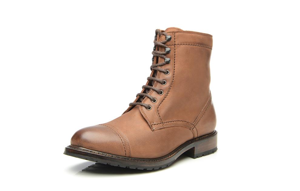 Bottes À Lacets. No. 274 Passion Chaussures Marron hy4ZrpFT