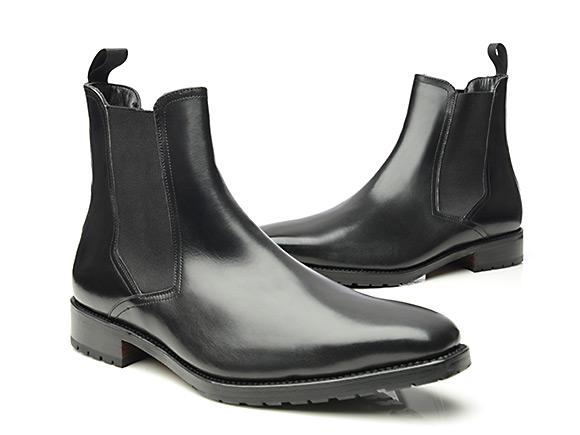 Bottes Chelsea Pas. 684 Passion De Chaussure Noire GAFauYCq
