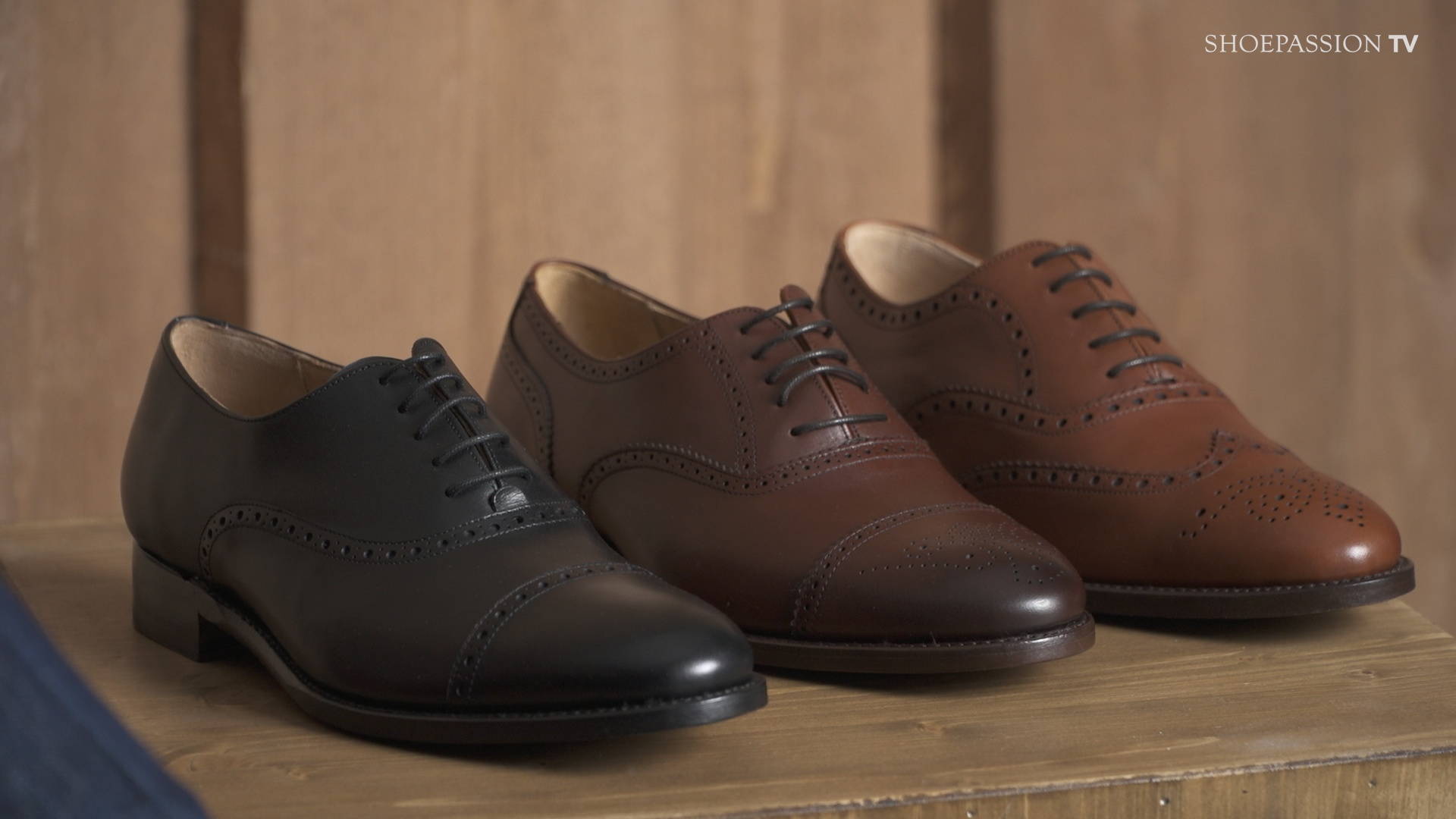 Shoepassion TV: Brogues