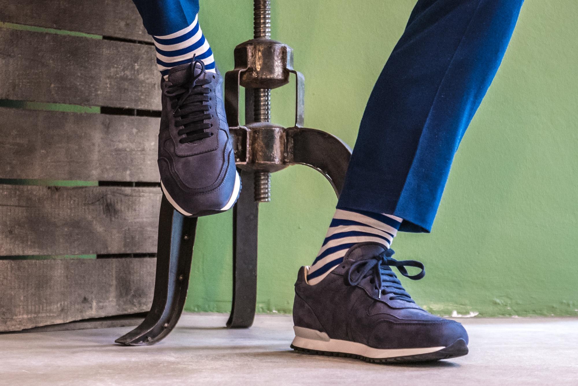 best service b05f2 6ca03 Sneaker zum Anzug – Eine Stilkritik